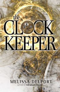 The Clock Keeper final cover