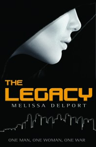 The Legacy complete front cover