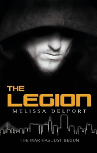 The Legion front cover.