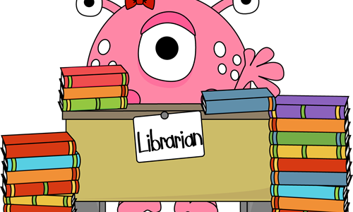 Library is a dirty word…